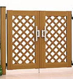 門まわりからフェンス、ウッドデッキ・テラスなど